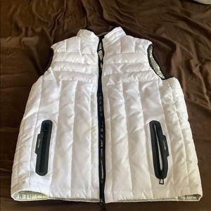 Inside out Calvin Klein vest